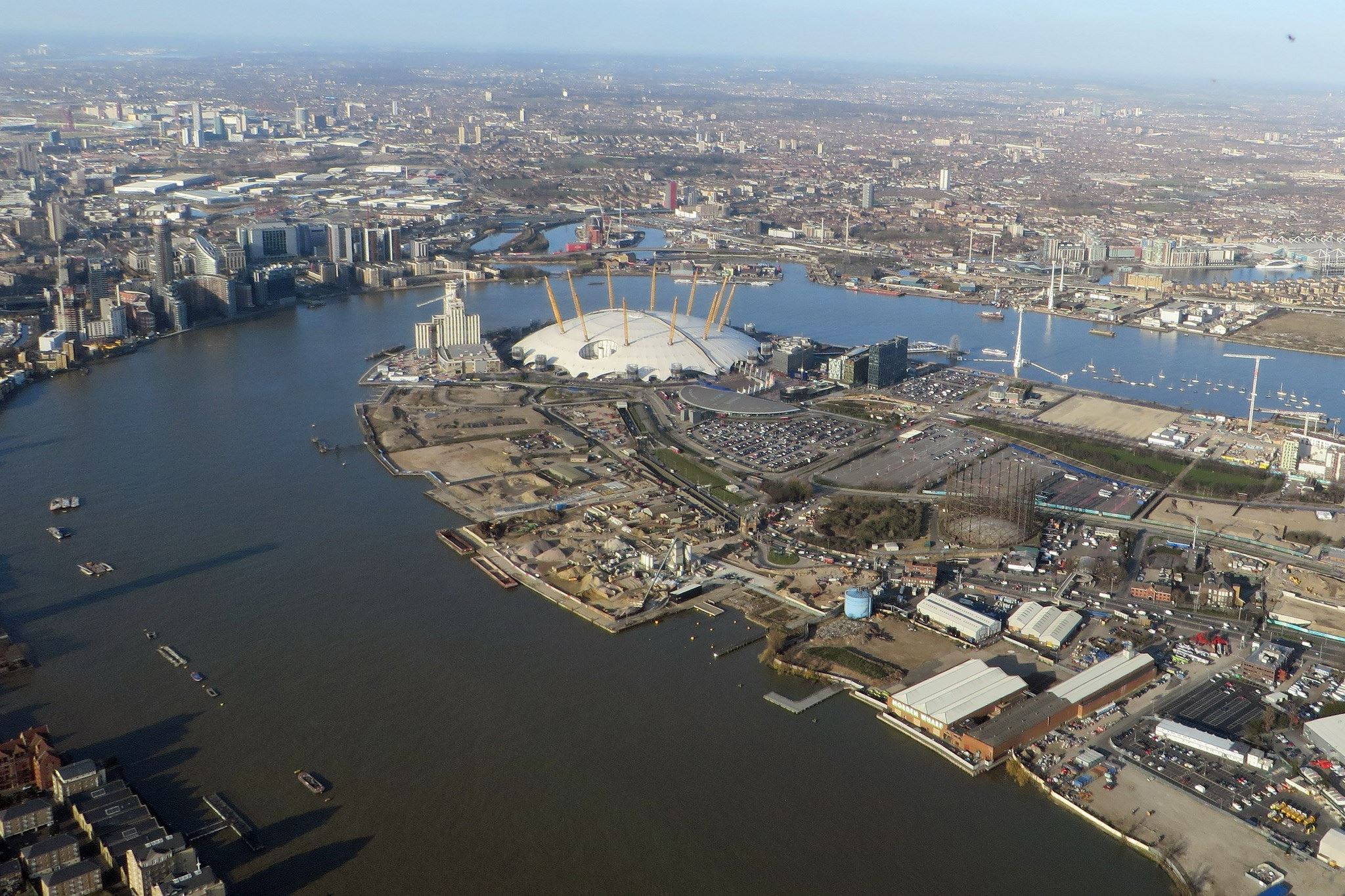 London mayor gives approval for over 12,600 new homes in Greenwich